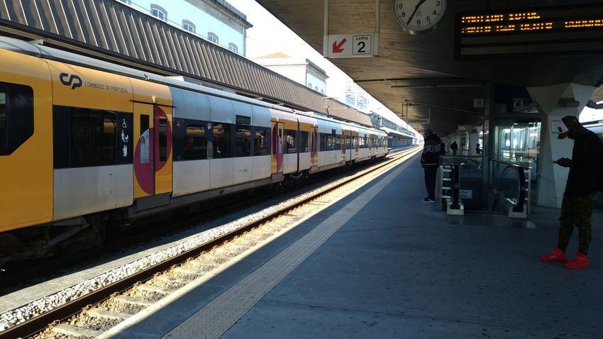City Subway Train Railroad Station Platform Arrival Public Transportation Train - Vehicle Railroad Station Rail Transportation Travel