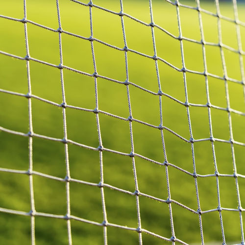 Soccer net on green live, on background of green grass close-up, square Football Green Kick Stadium Backgrounds Ball Field Focus On Foreground Full Frame Goal Graas Grass Gread Green Color Net Net - Sports Equipment No People Pattern Soccer Soccer Field Sport Sports Equipment Team Sport World Cup 2018