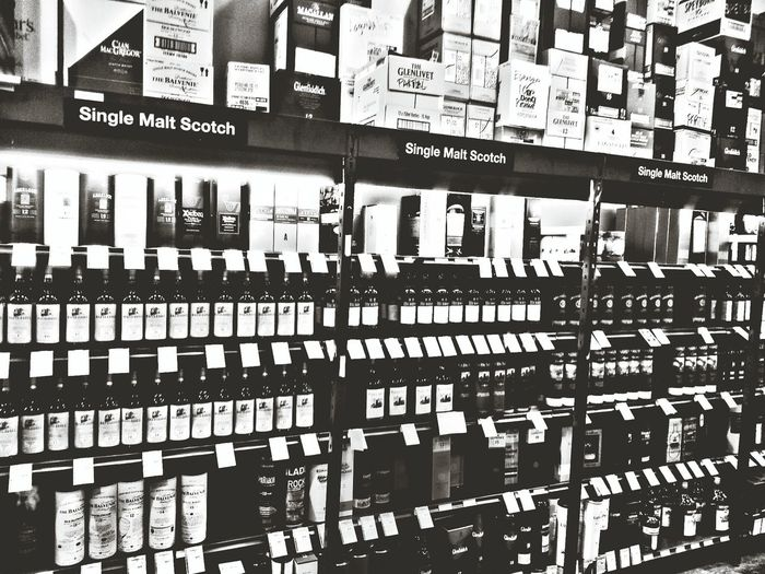 Decisions Decisions Decisions Scotch Eye4black&white  EyeEm Best Shots - Black + White Don Filter