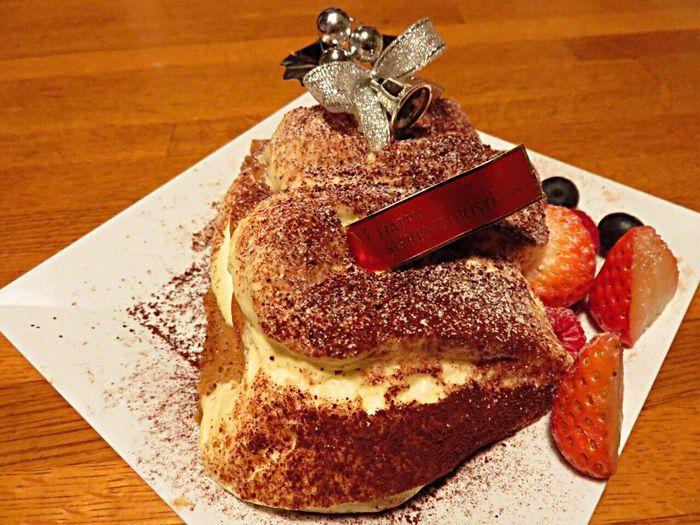 Tiramisu Christmastime Merry Christmas ChristmasCake Cake Desert Sweets Christmas Time Christmas2015 Christmas Eve