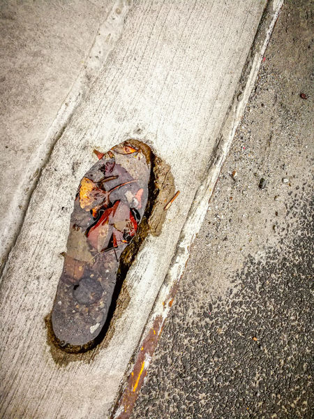 Abstrax Set v1.0... PS someone have had a bad shoe day lol Rahim NY NYC New York Abstrax First Eyeem Photo Beauty In Nature Vivid ❤ Inspirational Beautiful Love Calm Random Street Life FootPrint