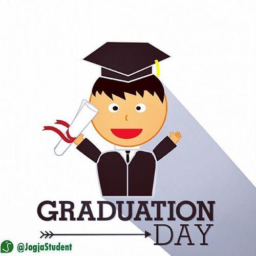 Kuliah itu memang complicated, tapi momen wisuda lah yang membuatnya jdi sederhana. Happygraduation Jogest MhsJogja Jogja