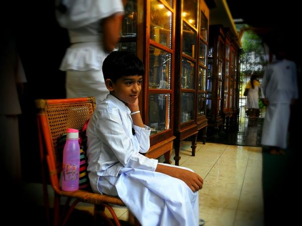 Buddhist School Little Boy ♥