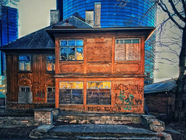 Architecture Built Structure Building Exterior Outdoors Day No People Sky Estonia Tallinn Eye4photography  EyeEmNewHere Cityscape Old Buildings