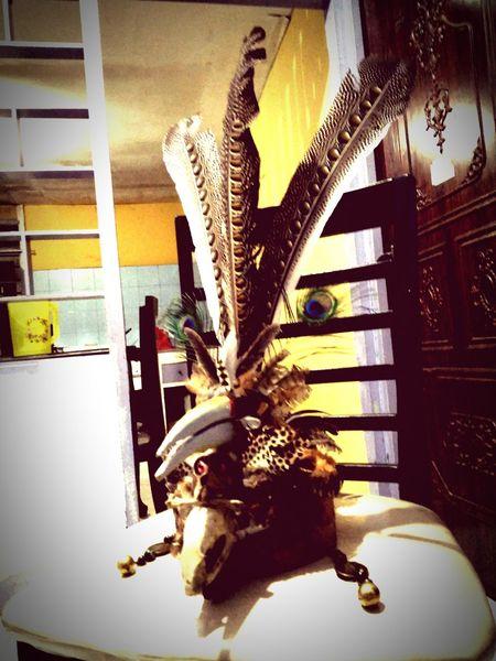 topi Dayak adalah suatu tradisi suku Dayak.. apabila sedang melakukan kegiatan ritual maupun acara pernikahan dan syukuran.. Borneotattoostudio Bhinotattoostudio Bhino Davinci Tattooart Tattoo ❤ Tattoomodels Art Culture And Entertainment Girls Modeling Gallery Fashion Love Traditional West Borneo Ethnic Dayak Designerscollective Designer  Design Design Element Ethnic No People Plant Nature
