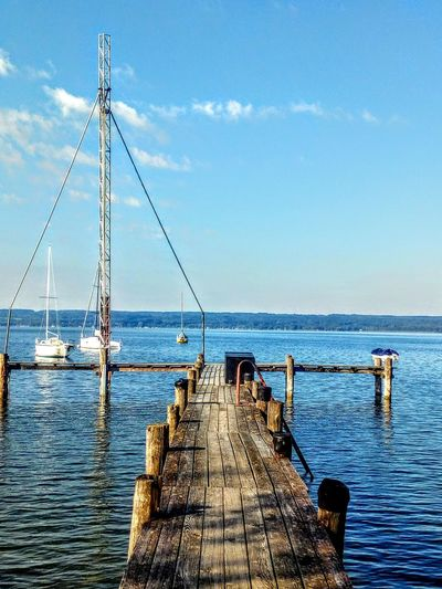 Lake Ammersee,