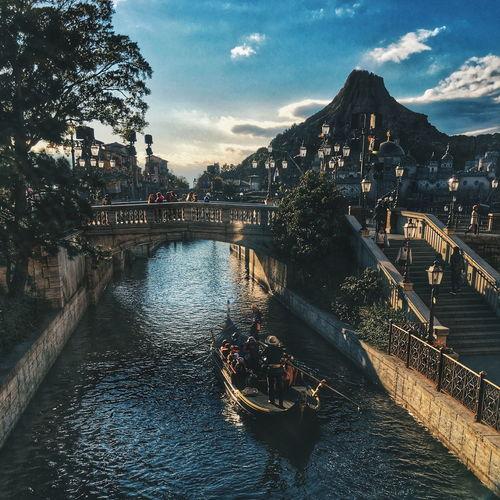 Tokyo Disney Sea 東京ディズニーシー Tokyo Disney Resorts 東京ディズニーリゾート Landscape Sky IPhoneography Momentlens Momentwide