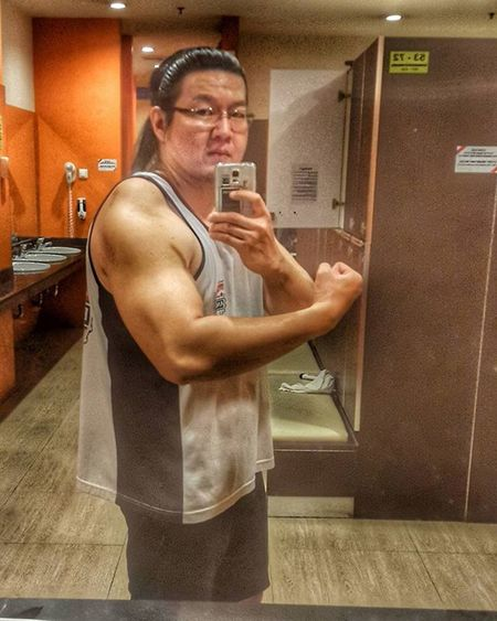 Gym GymRat Muscle Fitness Healthy Healthylifestyle Hypertrophy Workout Val  2015  Samsung GalaxyS5