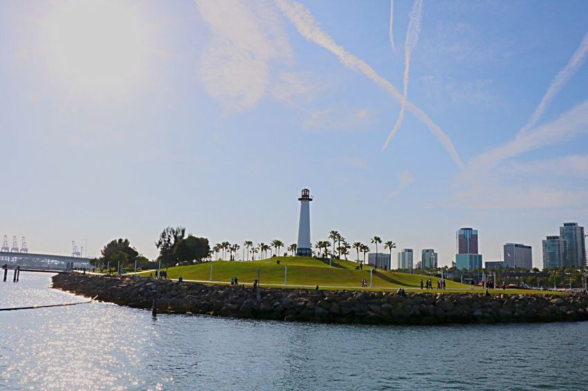 Long Beach Marina California Love Niceweather Pacific Ocean Waves, Ocean, Nature Whale Watching