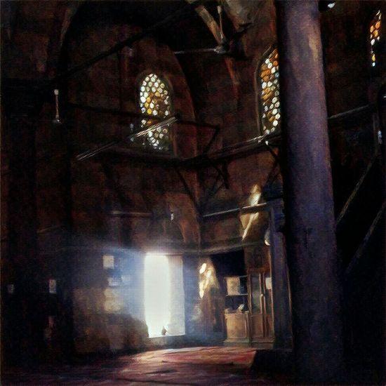Sit Safyya Mosque. Cairo Cairobeauty Architecture Indoors