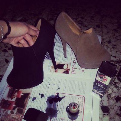Chapa y pintura!!! Reutilizando!!! :P