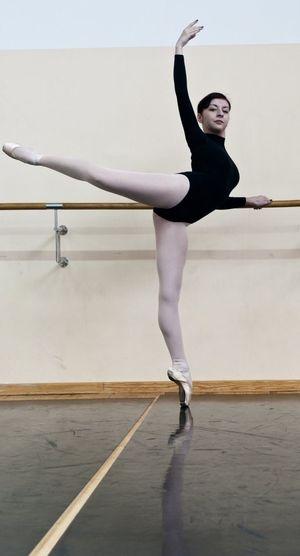 Bailarina Danse Classique Danza Classica Ballett