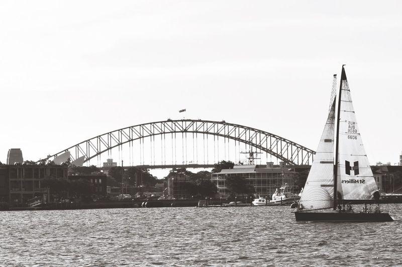 Bridge & boat