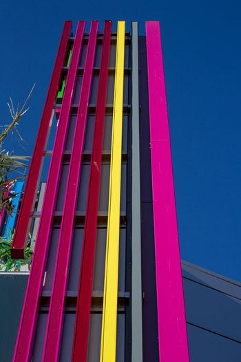 multi coloured