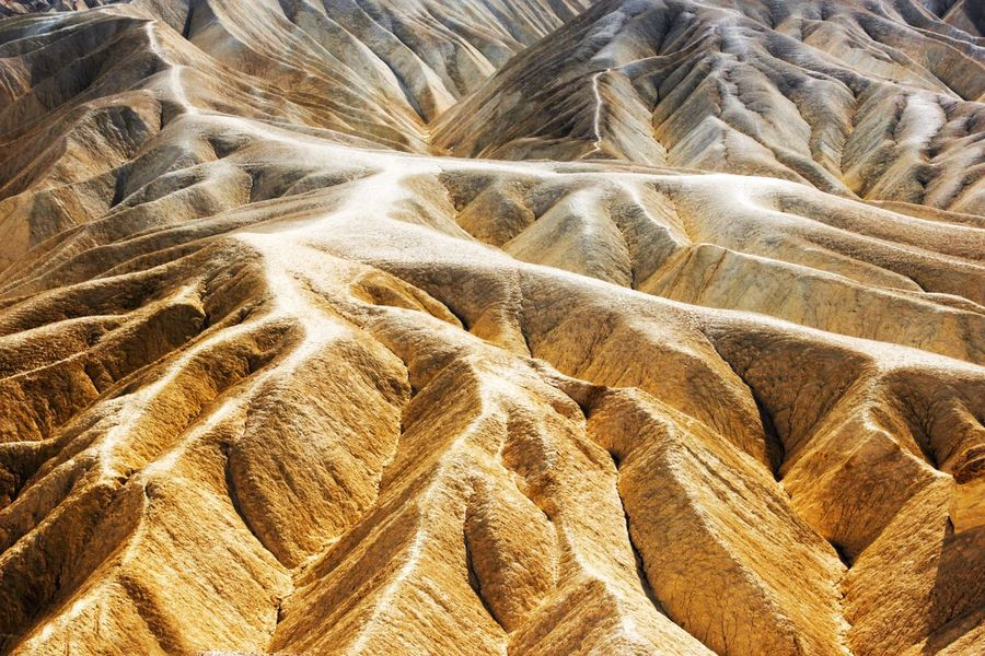 The Great Outdoors - 2017 EyeEm Awards Full Frame Backgrounds Pattern No People Nature Day Arid Climate Textured  Outdoors Desert Physical Geography Landscape Beauty In Nature USA Scenics Travel Travel Destinations Close-up Ladyphotographerofthemonth Death Valley Zabriskie Point Death Valley National Park