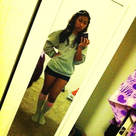 Aren't I the cutest short person ever ^_*