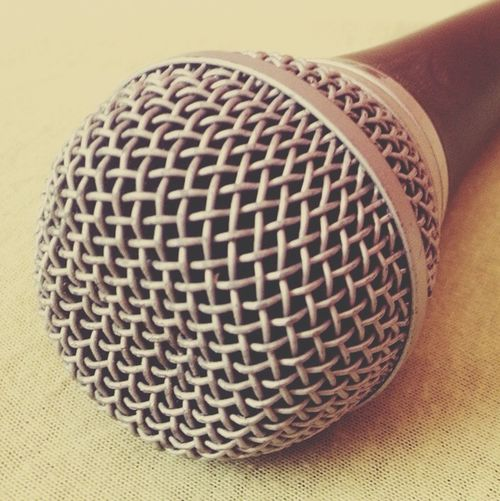 Microphone Steph Filter