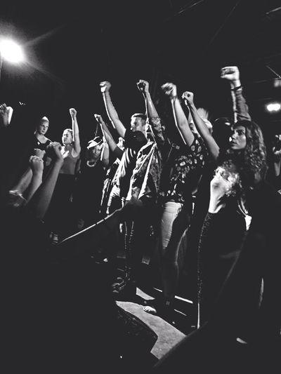 Black & White Solidarity Valläger14 SSU socialsm