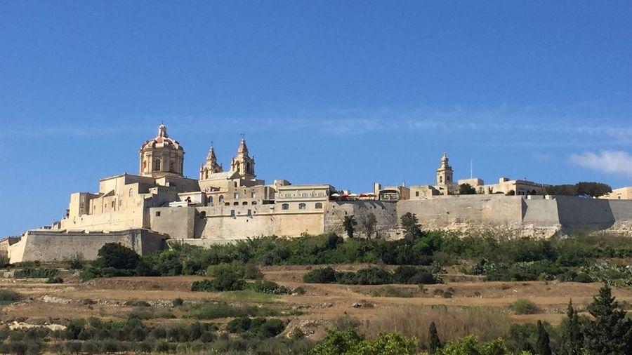 Malta Mdina Altstadt Festung Tadaa Community Daswasichsehe😊
