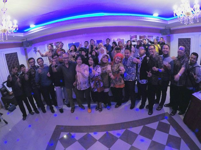 The Week On EyeEm we're familly Farewell Party Princess SYR MandiriBBA Yogyakarta