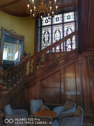 Chateau impney Droitwich Spiral Staircase Steps And Staircases Staircase Railing Architecture Close-up