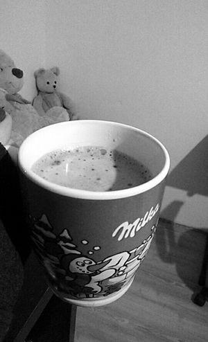 Coffee Milka Teadybear
