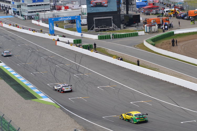 Audi Audi ABT DTM Hockenheimring Mercedes Abt Architecture Auto Bmw Building Exterior Car City Day Finale Gernany High Angle View Hockenheim Land Vehicle Mode Of Transport No People Outdoors Rennen Rennsport Road Traffic Transportation