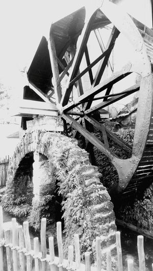 Blackandwhite Water_collection Water Mill St. Augustine, FL  United States