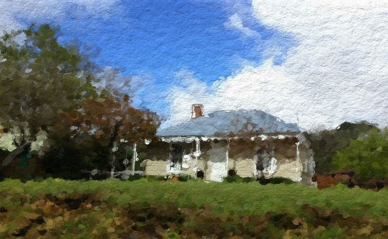 Country Home in Daylesford NEM Painterly NEM Submissions