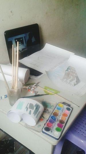 studio work in progress Architecture Longnights First Eyeem Photo
