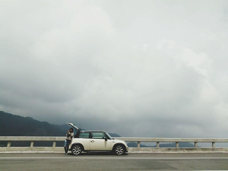 Roadtrip / Day Off Relaxing Malaysia Enjoying Life People Mini Cooper Traveling Roadtrip Roadtrippin' Open Edit