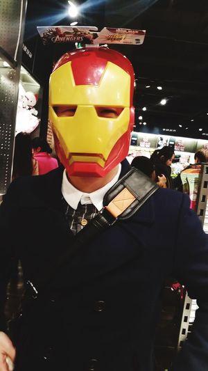 I,Iron Man ٩(๑ᵒ̴̶̷͈᷄ᗨᵒ̴̶̷͈᷅)و Hello World