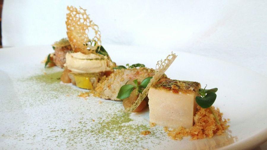 Vorspeise Foie Gras Foodphotography Foodporn Starter Gourmet Restaurant
