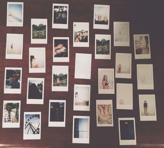 Shake it like a Polaroid