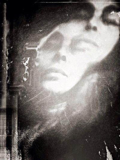 leaving myself NEM Self NEM Black&white