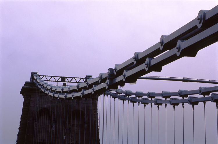 chain links of Thomas Telford menai strait suspension bridge Bridge Built Structure Cables Chains Connection Dark Detail Dull Engineering Grey Links Metal Rivet Rivets SUPPORT Suspension Sutructure Tower
