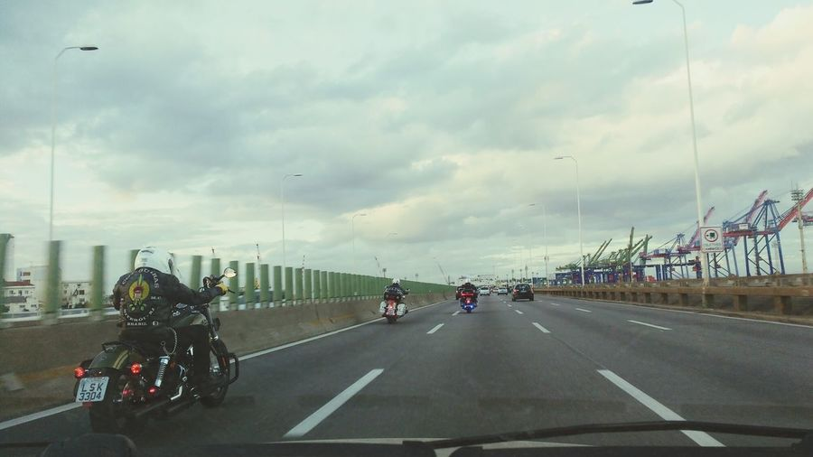 Road Roadtrip Motorcycles Motorcyclepeople Motorcycle Moto RJ Baia Da Guanabara Bridge Photography Brazil Check This Out Riodejaneiro Roadtrippin' Wayoflife Errejota  021 Check This Out! Speed Limit