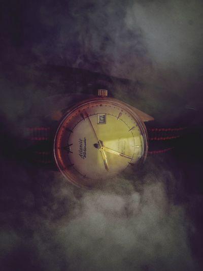 smoking watch