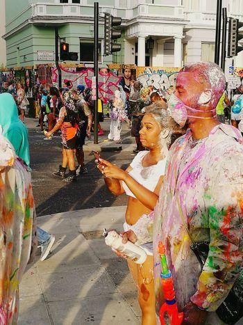 Juve Notting Hill Carnival Juve