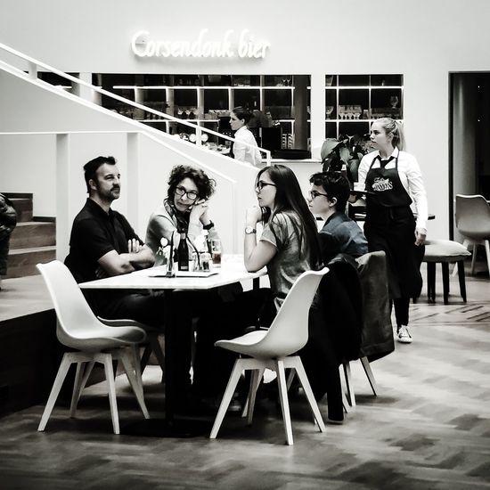 Family Cafe Dinner