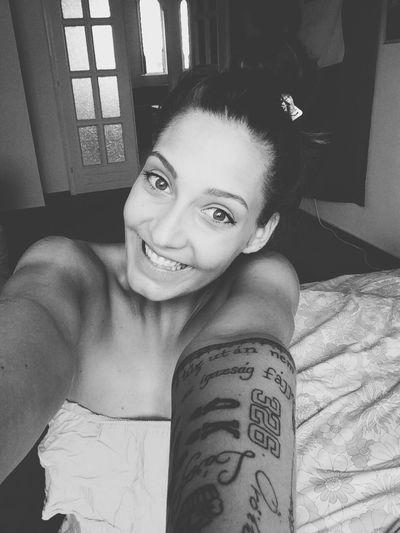 Tattoo My Tattoo Smile Friday