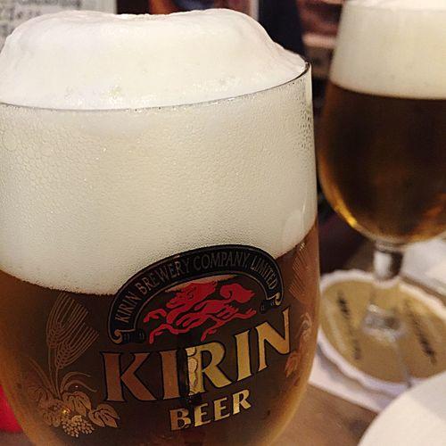 大好きな友達と乾杯 Shinjuku Drunknights  Beer Cheers Drink Drinking Glass Alcohol