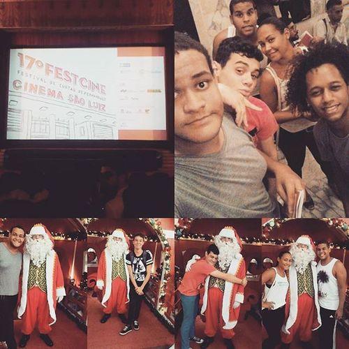 Foi mega legal ❤ Cinemasãoluis Shoppingboavista Brother Friends Cunhada Sister Festcine 17festcine