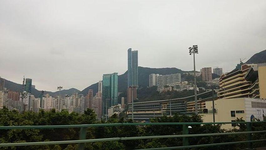 Meanwhile, in HongKong ... Happyvalley Buildings Urban Horse Racetrack