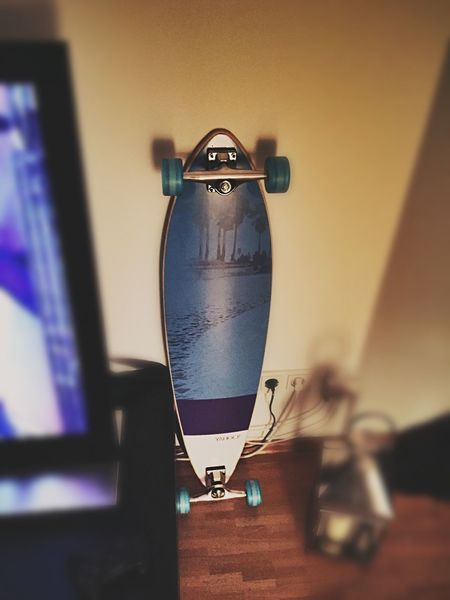 ... completely forgotten to post a picture of my Yahoo longboard ;) ... Yahoo