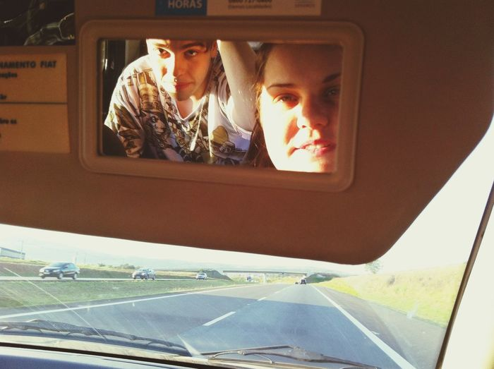 On The Road Retrovisor
