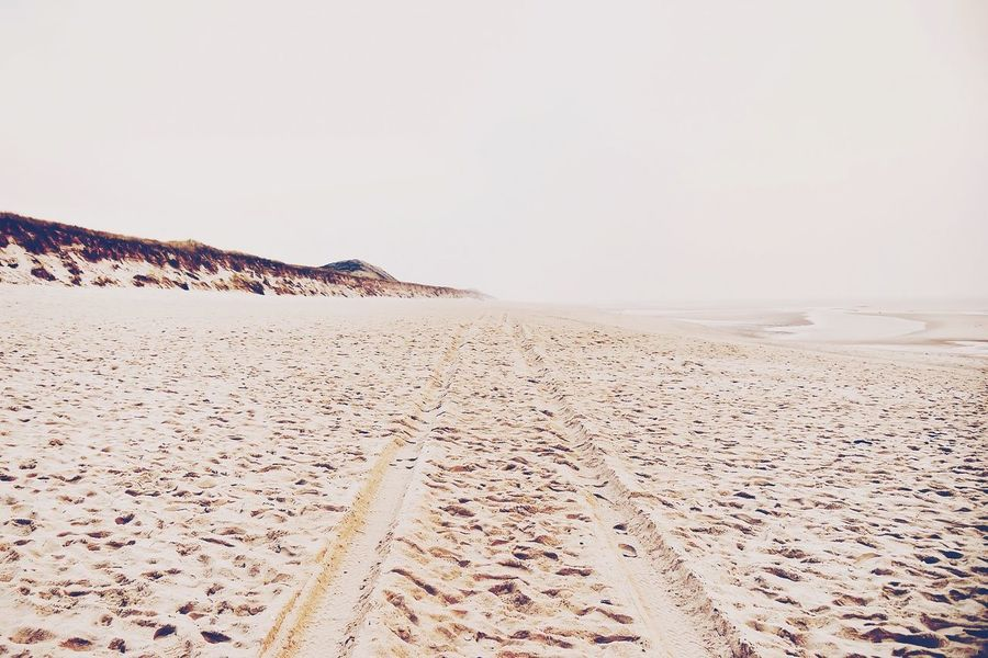 Wonderful Nowhereland... Minimallandscape Minimalism Nature_collection EyeEm Nature Lover Beautiful Nature The Places I've Been Today Life Is A Beach Sylt Landscape_Collection Vscocam