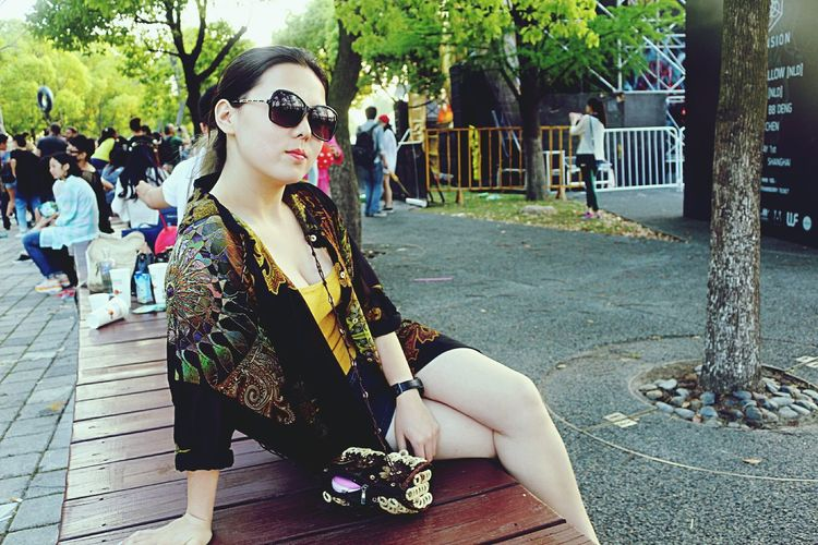 Street Photography Strawberry Music Festival 2015 One Day Photography Traveling Model That's Me Today's Hot Look Beautiful Good Night
