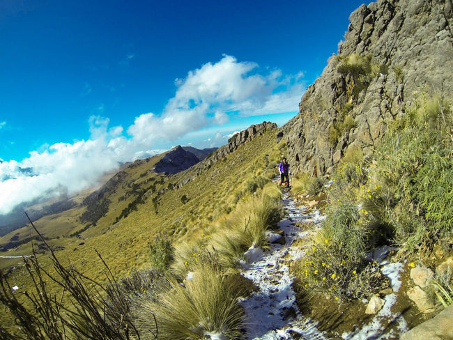 The joy of hiking across various obstacles. Mountain Range Mountain Climbing Landscape_Collection EyeEm Nature Lover EyeEm Best Shots Goprooftheday Hikingadventures Beauty In Nature Photography Outdoors Landscape Eyeemphotography EyeEm Best Shots - Nature Mountain Enjoying Life