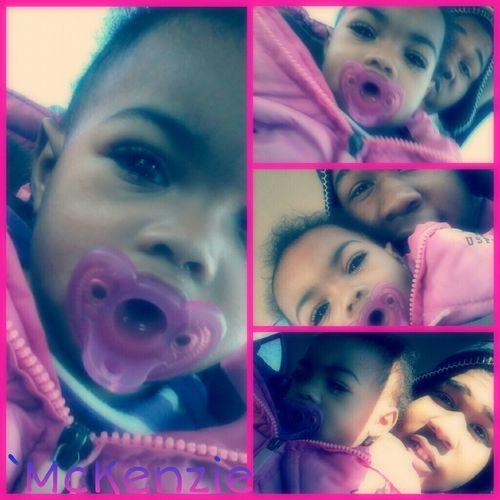 Me && My Niece McKenzie ♡ i Love Her.